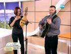 Джаз и фолклор в акустичния проект на двама музиканти