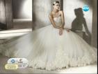Кои са най-новите тенденции в сватбената мода?