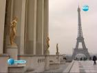 Рашидов подписва споразумение с президента на Лувъра
