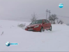 Град Плиска остана 24 часа без ток, десетки закъсали коли в Шуменско