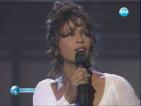 """Уитни Хюстън бе почетена на церемонията за наградите """"Грами"""""""