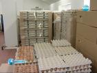 Агенцията по безопасност на храните иззе хиляди яйца без маркировка