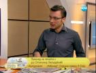 Хасърджиев: По закон министърът е отговорен за лекарствената политика