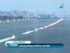 Летище Варна работи отново