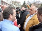 Борисов към металурзите от Кърджали: Надявам се да получите заплати до седмица