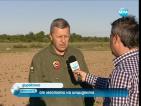 Военен самолет падна между две пловдивски села (ОБНОВЕНА)