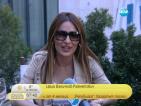 Цеца Величкович: В България се чувствам като у дома си