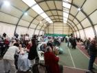 Изградиха убежища за останалите без дом след труса в Италия