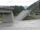 Ремонтът на срутилия се мост ще струва близо един милион (ОБНОВЕНА)