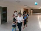 Детското отделение на бургаска болница - с хлебарки и плесен