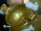 Вълчитрънското златно и Рогозенското сребърно съкровище гостуват на Бургас
