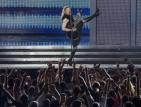Мадона направи зрелищно шоу в Тел Авив за старта на световното си турне