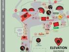 Подробната програма на Elevation 2012