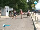 Сложиха бариери без предупреждение на крайбрежната алея във Варна