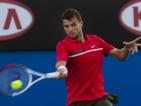 Григор Димитров продължава да мачка в Куинс, стигна до четвъртфинал