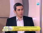 Антон Манолов: Волейболните ни национали играят силно, когато са притиснати до стената