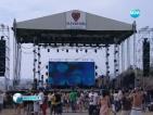 """Фестивалът """"Elevation - 2012"""" набира скорост, феновете се забавляват"""