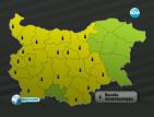 Обявиха жълт код за опасно високи температури