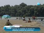 Русенци масово плажуват край Дунав, въпреки забраните