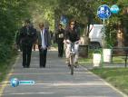 Велосипедиститe в София се преброяват