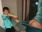 Китайци се забавляват с триизмерно изкуство на южнокорейски творци