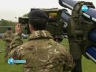 Още 3500 военни готови да се включат в охраната на Лондон за Олимпиадата