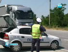 Шофьор на ТИР и съпругата му нападнаха служители на реда
