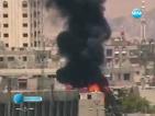 Сирийски бунтовници: Започнахме битка за освобождението на Дамаск