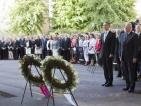 Норвегия почита паметта на жертвите на масовия убиец Брейвик (ОБНОВЕНА)