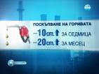 Цените на горивата достигат рекордни стойности в България