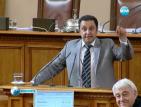 Четиричасов дебат по вота на недоверие, Яне Янев иска паметник на Цветанов