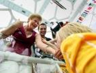Олимпийските звезди разчитат на помощ от своите майки