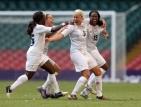 Олимпиадата започна с женски футбол