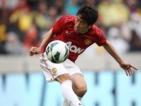 Кагава с първи гол за Юнайтед