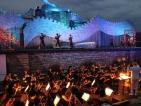 """Операта """"Турандот"""" събира над 2200 зрители на Царевец"""