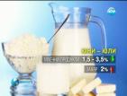 Млечните продукти не поскъпват, но цените на захарта и лимоните скачат