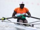 Гребец от Нигер е героят на Олимпиадата до момента