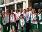 Стоичков, Костадинова и Богомилова посетиха олимпийското село