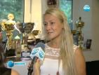 Номер едно в световното рали за жени Екатерина Стратиева грабна купата на ФИА