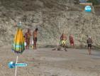 "Убит делфин лежа на плаж ""Корал"" в продължение на 15 часа"