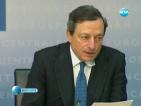 Президентът на ЕЦБ: Отмяната на еврото е невъзможна