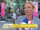 Мария Гроздева: В Лондон празнувах, все едно съм взела медал