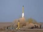 Иран тества подобрена версия на ракета с малък обсег