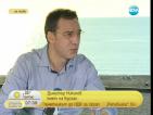 Кметът на Бургас: Усещам подкрепата на бургазлии всекидневно