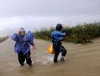 Тайфун връхлетя източното крайбрежие на Китай (ОБНОВЕНА)