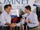 Ромни избра за свой вицепрезидент конгресмена Пол Райън
