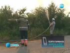 Българските пожарникари остават в Гърция