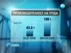 Българите работят най-много и произвеждат най-малко