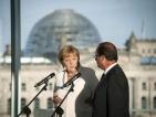 Меркел и Оланд ще разочароват премиера на Гърция