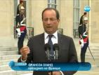 И Оланд каза, че Гърция не бива да излиза от еврозоната